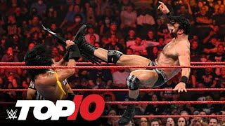 Top 10 Raw moments WWE Top 10, July 26, 2021