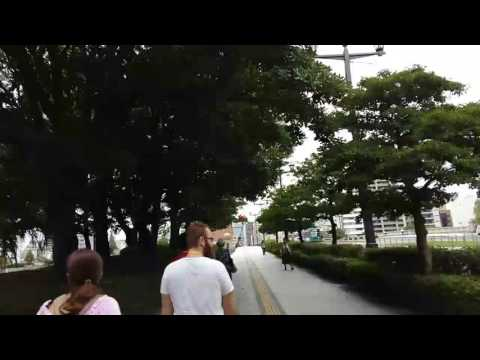 Two weeks in Japan. Eighth day and trip around Hiroshima.