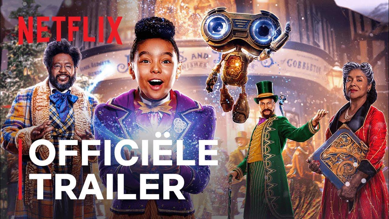 Jingle Jangle: A Christmas Journey | Alles is mogelijk | Officiële trailer | Netflix