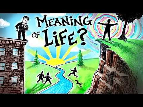 Happiness is NOT the Meaning of Life - Alan Watts