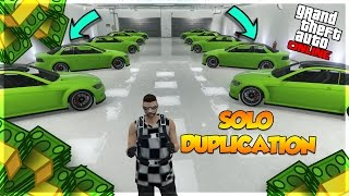 This GTA 5 Online Solo Car Duplication Glitch Allows You To Duplicate Street Cars