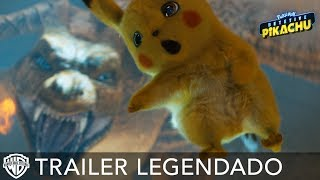 Pokémon Detetive Pikachu - Trailer Legendado