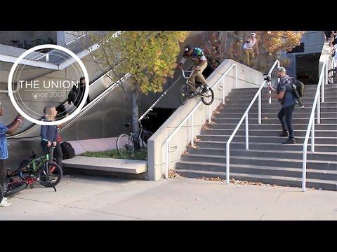BMX - The Daily Grind - Cincinnati Street Jam