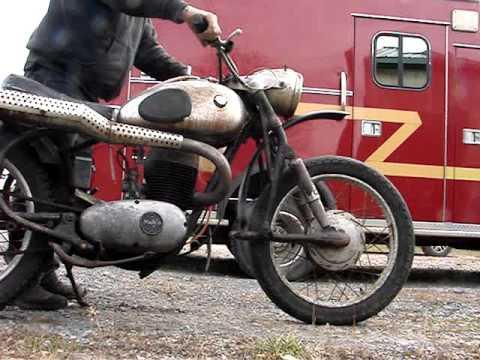 1957 maico 250