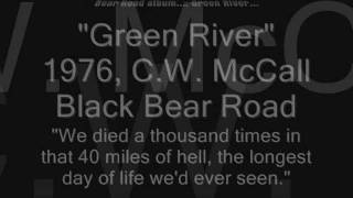 Green River - C.W. McCall | Digital remaster from vinyl record