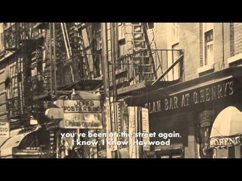 Carole King - Haywood (with lyrics)