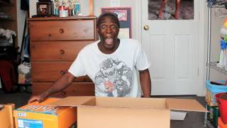 Sick New Shoes UNBOXING!