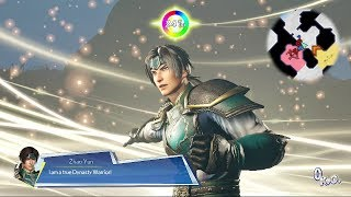 Warriors All Stars [PS4] - Zhao Yun Gameplay (From Dynasty Warriors - Story Mode Chaos Difficulty)