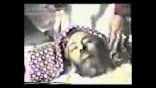 JANAZA HAQ NAWAZ JHANGVI SHAHEED