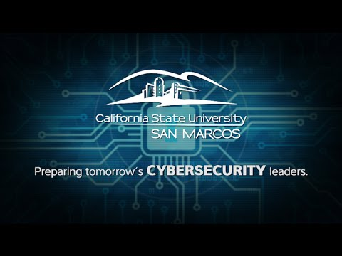 Cal. State University, San Marcos - Masters in Cybersecurity