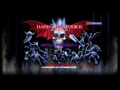 Devil's Dungeon II - 2018 Kickstarter project