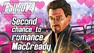 Fallout 4 - Second Chance to Romance MacCready
