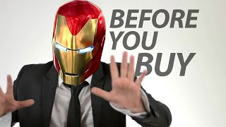 Iron Man Vr - Before You Buy (Video Game Video Review)