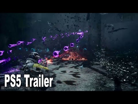 Returnal - Reveal Trailer PS5 [HD 1080P]