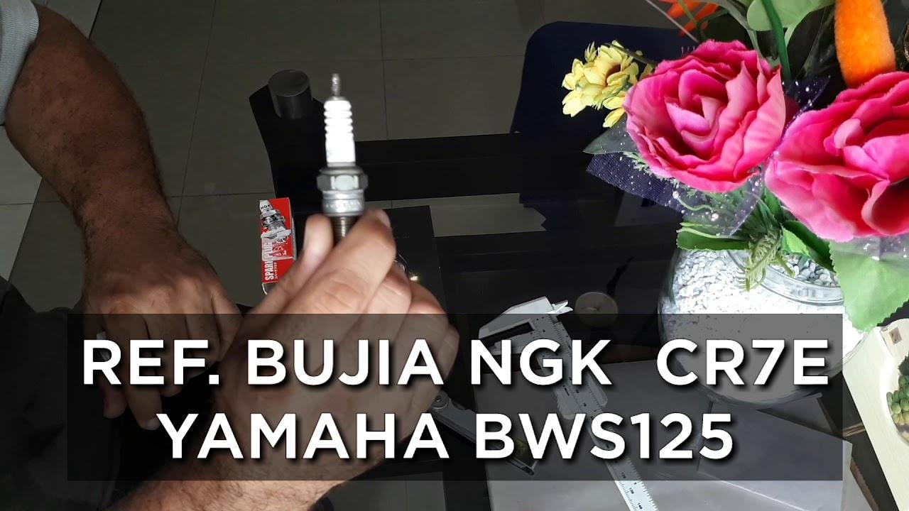 BUJIA YAMAHA BWS125