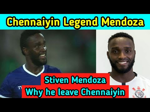 Stiven Mendoza Legend of Chennaiyin | Why he leave Chennaiyin | Two Minutes