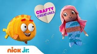 Baixar How to Make 'Molly' From Bubble Guppies | DIY Crafts| Nick Jr.