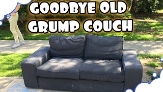 Repeat youtube video Goodbye Old Grump Couch! - GrumpOut