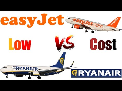 Ryanair vs Easyjet I Which is the best Low Cost Airline ?