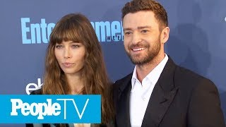 Jessica Biel Will 'Never Break Up Her Family Over' Justin Timberlake Hand-Holding: Source | PeopleTV