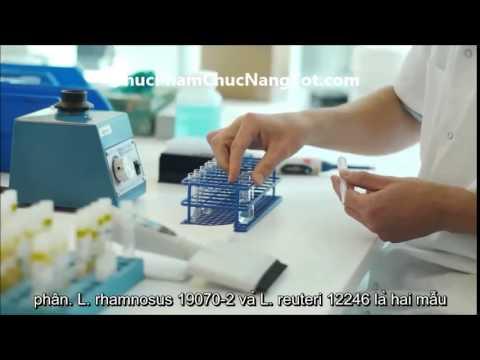 Nghiên cứu sản phẩm thực phẩm chức năng Bio-in của Vision