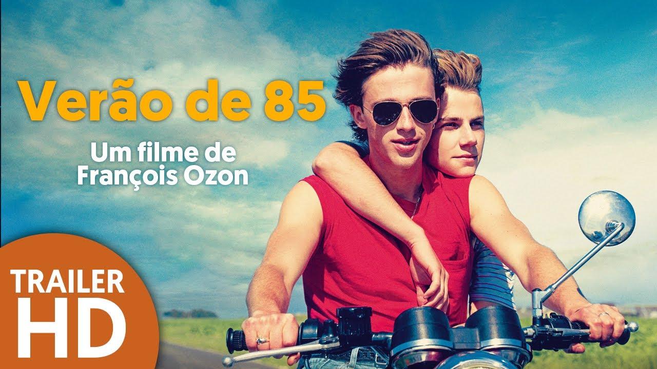 Verão de 85 - Trailer legendado [HD] - 2021 - Drama | François Ozon | Filmelier
