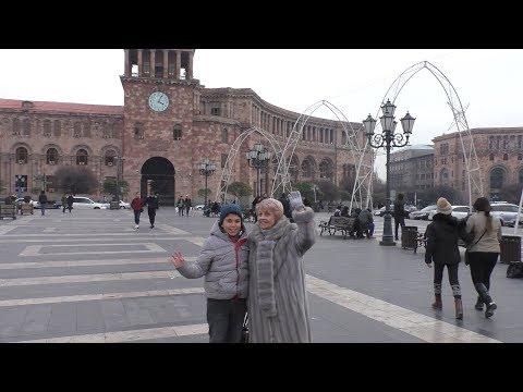 Yerevan, 16.12.18, Su, (на рус.), Video-2, Пл.Республики.