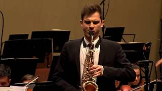 Frank Martin: Ballade pour saxophone et orchestre / Jan Gričar