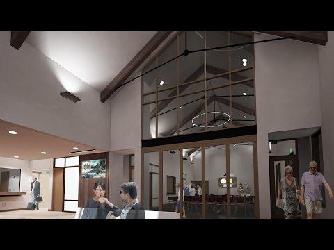 Hudson Town Hall - Lobby