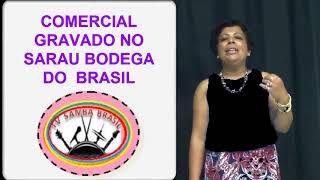 TV  SAMBA  BRASIL:  GILDA  NUNEZ  E  LUIZ  ALVES