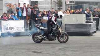 Crazy day - Motosalon Brno 2014
