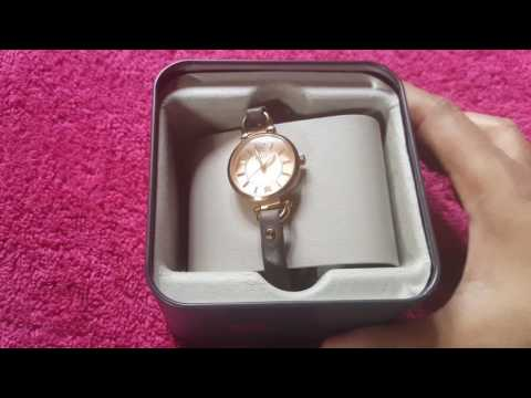 Fossil Watch India /  Women Fossil Watch Full Review