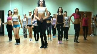 танцы go-go, школа go-go New Dance