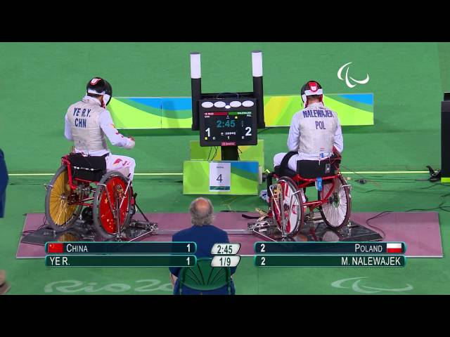 mint TICKET 10.8.2016 Olympia Rio Olympic Games Fechten Fencing # C09
