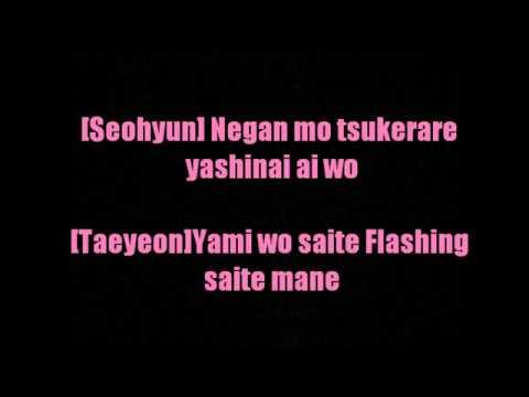 Girls' Generation  Paparazzi Lyrics   YouTube