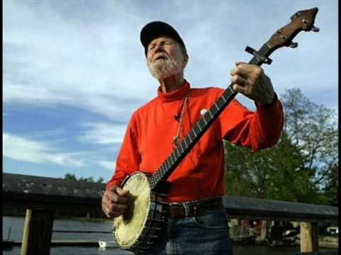 PETE SEEGER  ~ Hobo`s Lullaby ~