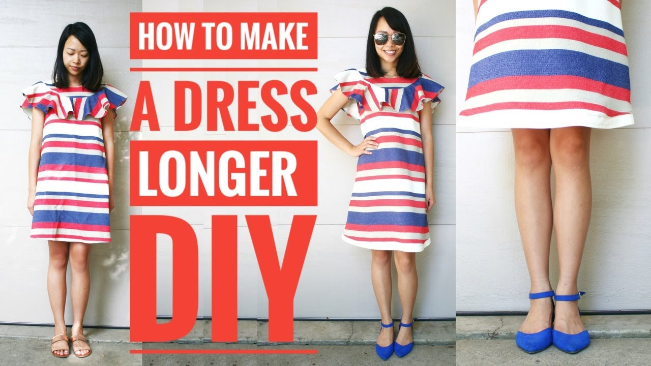 DIY to Make a Dress