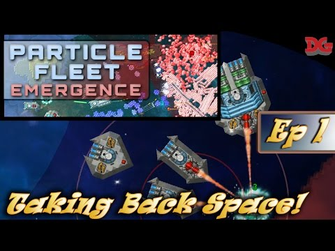 Particle Fleet: Emergence - Episode 1 ► Deluks First Impressions and Gameplay! (1440p)