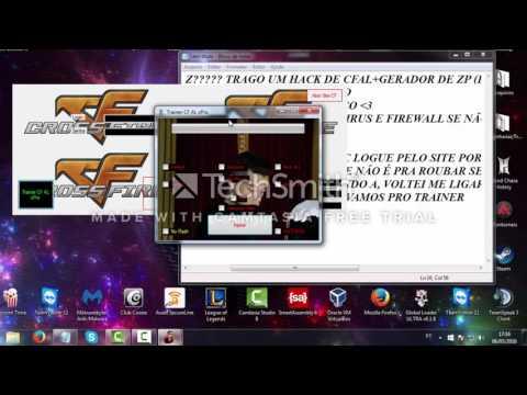 HACK CF AL xPro + Gerador de ZP [06/05/16] - FUNCIONAL