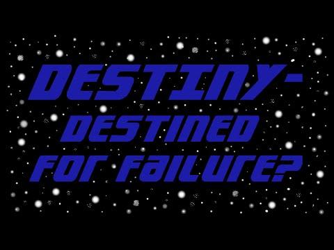 Destiny Review - Destined For Failure?