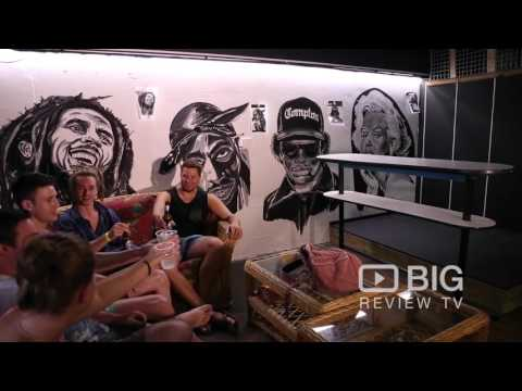 Backpackers in Paradise Hostel in Gold Coast for Accommodation and Booking Hotel