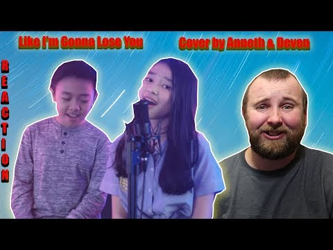Like I'm Gonna Lose You - Meghan Trainor ft. John Legend || Cover by Anneth & Deven REACTION!!