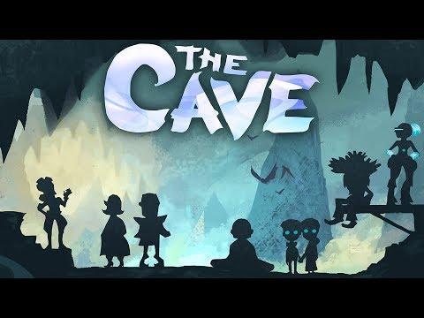 The Cave. Рыцарь, ужастики и Египет)