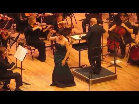 Anita Hartig - La traviata - Follie! Follie!....Sempre libera