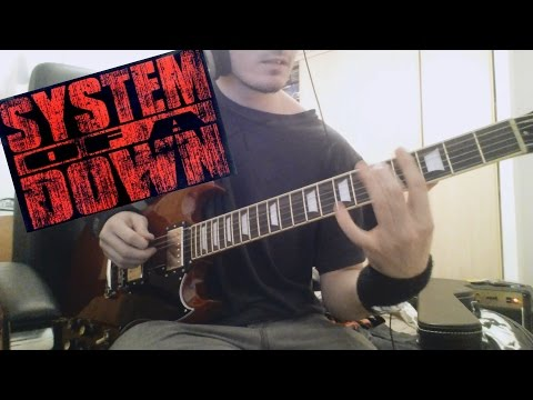 System Of A Down | Sad Statue  | Full Guitar Cover [Studio Quality]