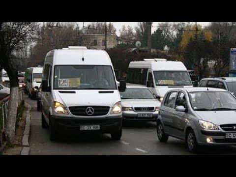 Цена в маршрутках Молдовы выросла на четверть. Пассажиры недовольны