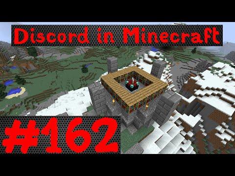 Discord in Minecraft: Episode 162 - Mountaintop Enchanting Platform