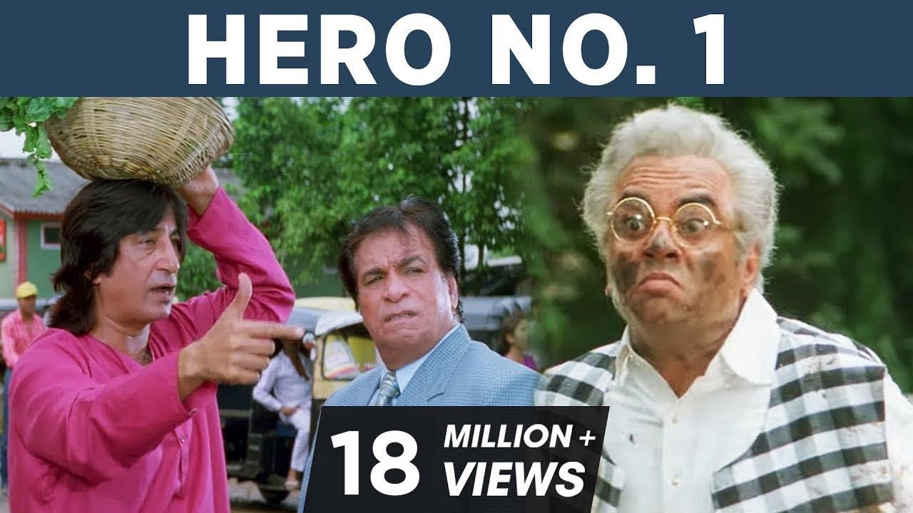 Download Hero No.1 | All comedy Scenes | Govinda | Karishma Kapoor | Paresh Rawal | Kader Khan
