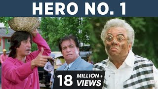 Hero No.1 | All comedy Scenes | Govinda | Karishma Kapoor | Paresh Rawal | Kader Khan Thumb