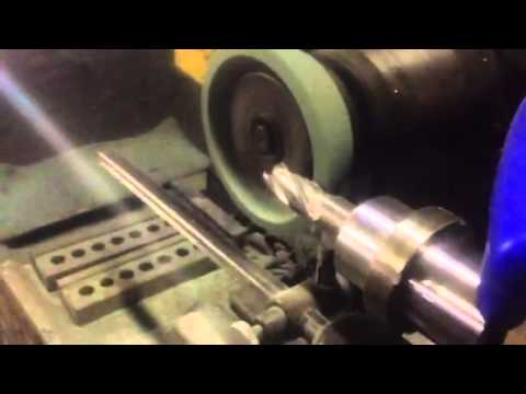 End mill grinding